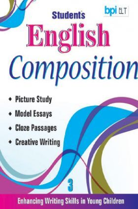 Student's English Composition Book - 3