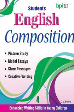 Student's English Composition Book - 4