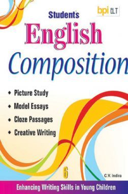 Student's English Composition Book - 6