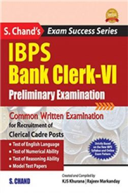 IBPS Bank Clerical - VI, Preliminary Examination