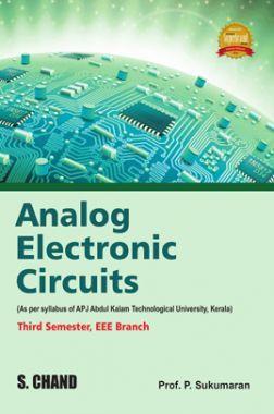 Analog Electronic Circuits (For 3rd Semester Of APJKTU, Kerala)