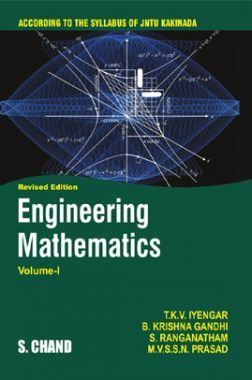 Engineering Mathematics Volume - I (For 1st Semester Of JNTU, Kakinada)