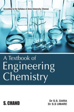 A Textbook Of Engineering Chemistry (For 1st Semester Of Anna University)