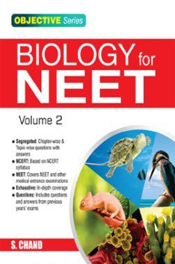 Biology For NEET Volume - 2 (Objective Series)