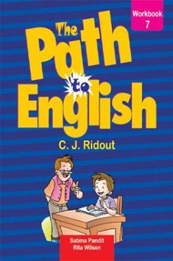 The Path To English Workbook For Class - 7