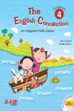 The English Connection Coursebook - 4
