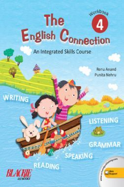 The English Connection Workbook - 4