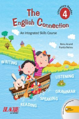 The English Connection Literature Reader - 4