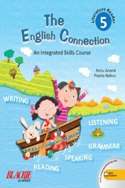 The English Connection Literature Reader - 5