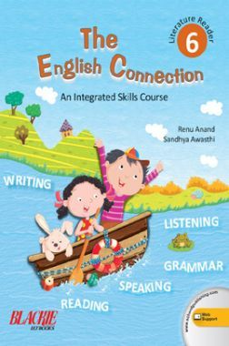 The English Connection Literature Reader - 6