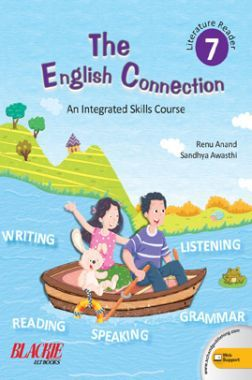 The English Connection Literature Reader - 7