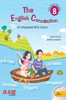 The English Connection Literature Reader - 8
