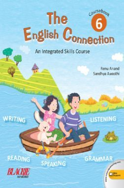The English Connection Coursebook - 6