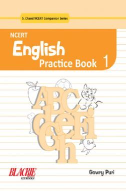 NCERT English Practice Book - 1