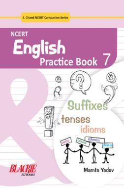 NCERT English Practice Book - 7