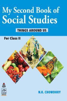 My First Book Of Social Studies For Class - 2