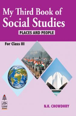 My First Book Of Social Studies For Class - 3