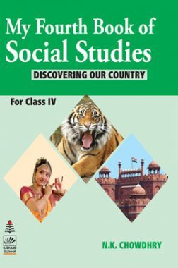 My First Book Of Social Studies For Class - 4