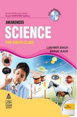 Awareness Science For Class - 8