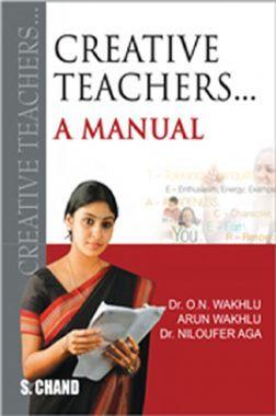 Creative Teachers… A Manual