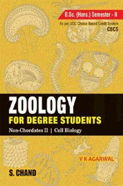 Zoology For Degree Students B.Sc.(Hons.) Semester II