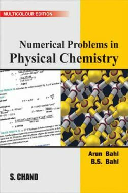 Numerical Problem In Physical Chemistry