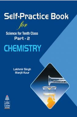 Self-Practice Book For Science For Class - X Chemistry Part-2