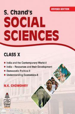 Schand Social Science For Class - X