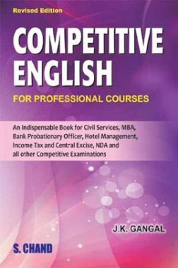 Competitive English (For Professional Courses)