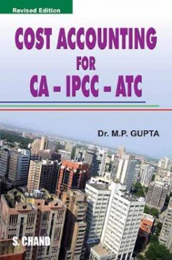 Cost Accounting For CA - IPC - ATC