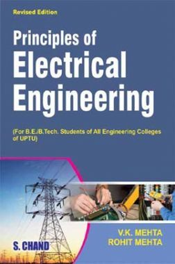 Principles Of Electrical Engineering (For UPTU)