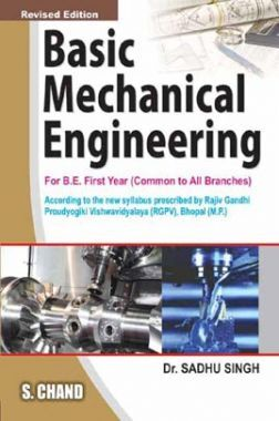 Basic Mechanical Engineering (For RGPV, Bhopal)