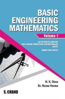 Basic Engineering Mathematics Volume - I (For 1st Semester of RGPV, Bhopal)