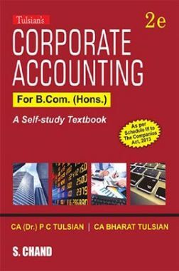 Corporate Accounting for B.Com. (Hons.)