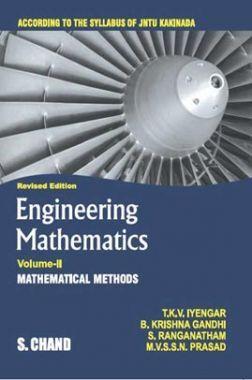 Engineering Mathematics Volume - II (Mathematical Methods) (For 1st Year, 1st Semester of JNTU, Kakinada)
