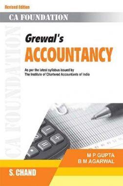 Grewals Accountancy (For CA Foundation)