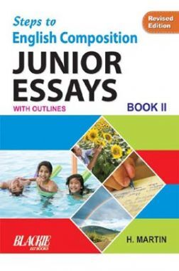 Steps To English Composition Junior Essays Book 2