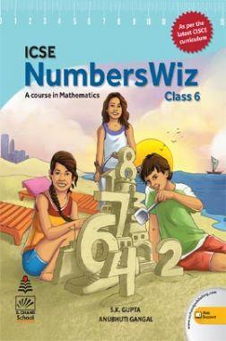 ICSE Numberswiz For Class - VI