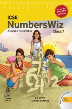 ICSE Numberswiz For Class - VII