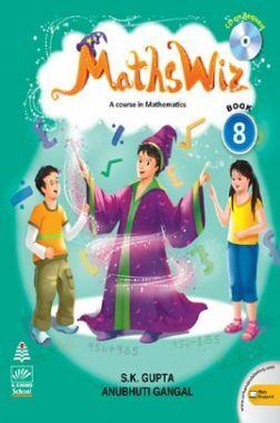 Mathswiz Book 8