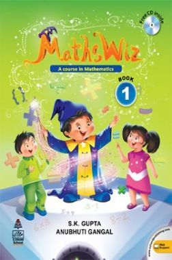 Mathswiz Book 1