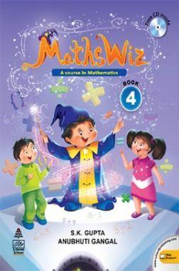 Mathswiz Book 4