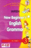 Wren New Beginner's English Grammar 3