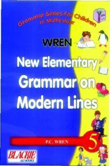 Wren New Elementary Grammar On Modern Lines 5