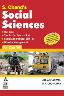 S. Chand's Social Sciences For Class - VIII