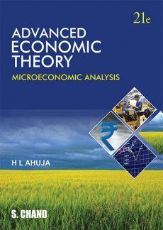Advanced Economic Theory (Microeconomic Analysis)