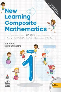New Learning Composite Mathematics Book-1