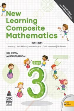 New Learning Composite Mathematics Book-3