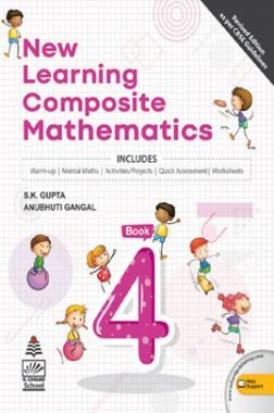 New Learning Composite Mathematics Book-4
