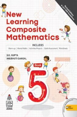 New Learning Composite Mathematics Book-5